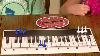 Piano Music Mania (level 1)