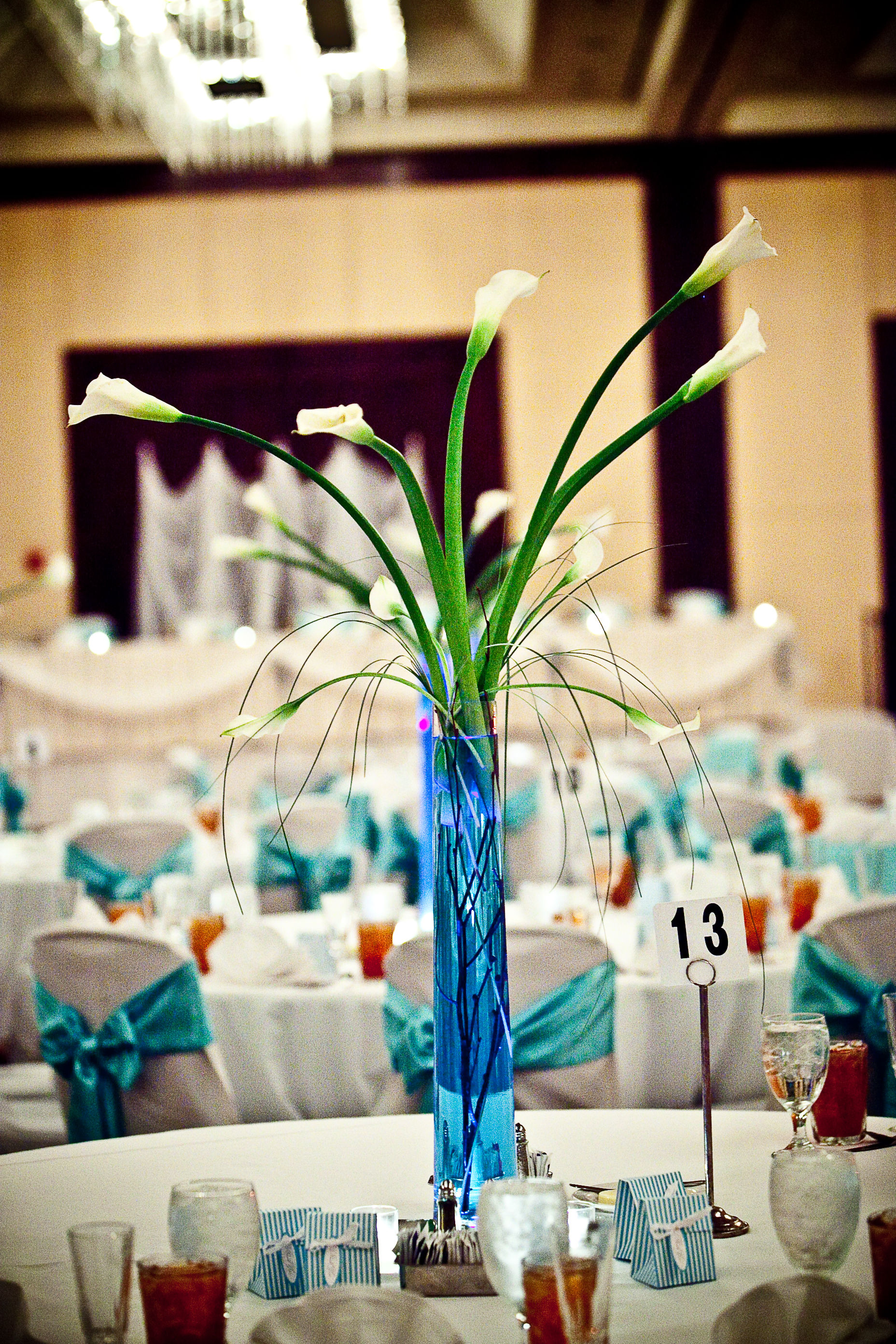 A&Q-530 Centerpiece
