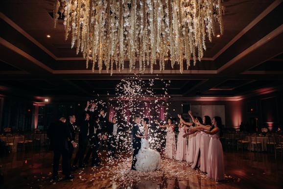 R.Julie + Binh Wedding Sacret Heart Chur