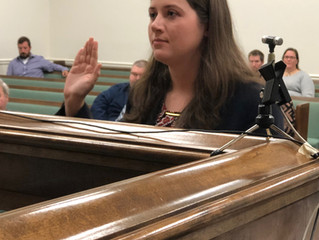 New Assistant District Attorney sworn in