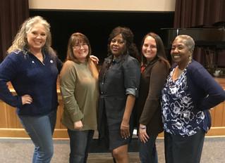 Jones County- Pinwheels for Child Abuse
