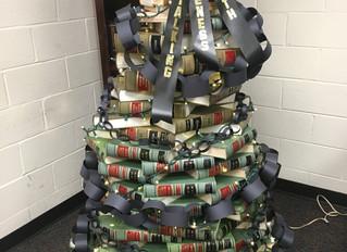 Awareness tree in Jones County
