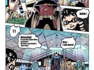 DC Appreciation Day Comics