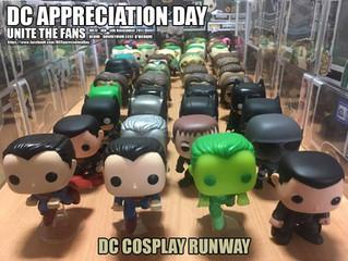 DC COSPLAY RUNWAY