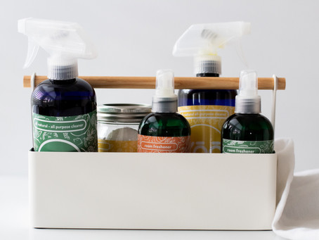 4 Reasons to Ditch Chemical Products and Get Yoo Clean On