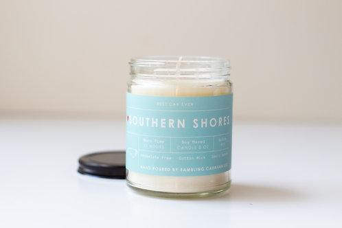 Southern Shores, Outer Banks, North Carolina Candle