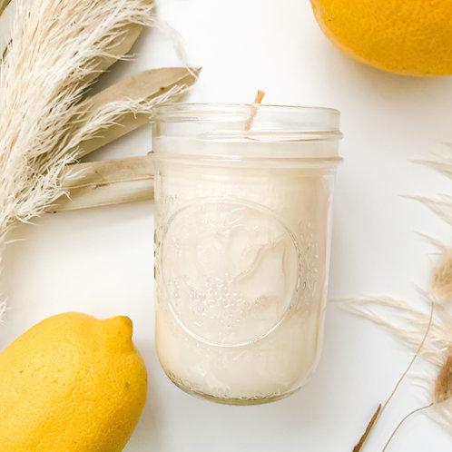 Soy Lemon Candle