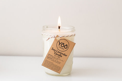 Soy Lavender Candle