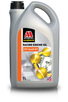 Millers Oils - CFS 5W40 NT