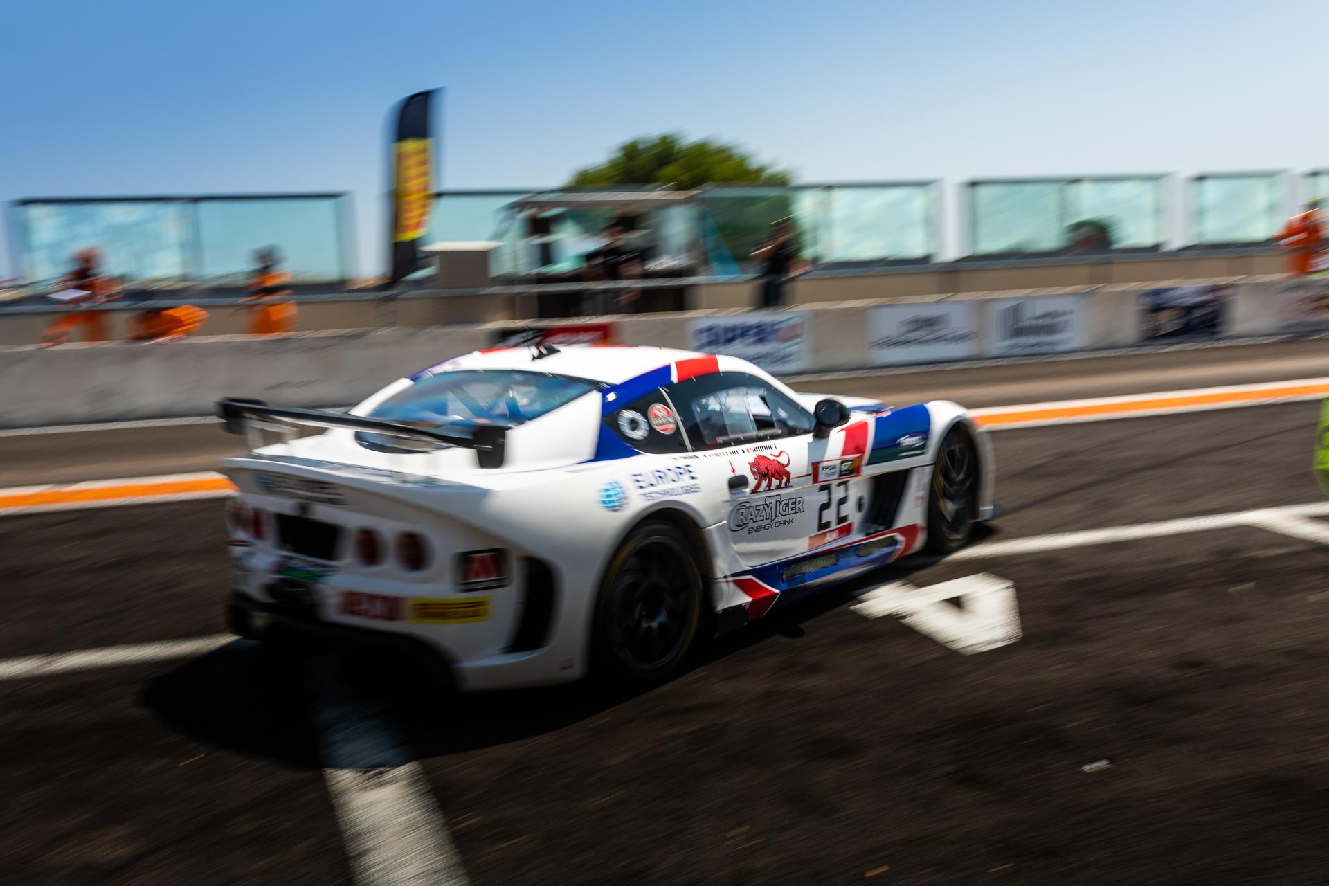 FFSA GT | GINETTA G55 GT4