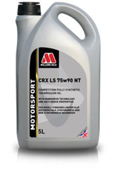 Millers Oils - CRX LS 75W90 NT