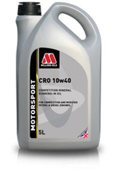 Millers Oils - CRO 10W40