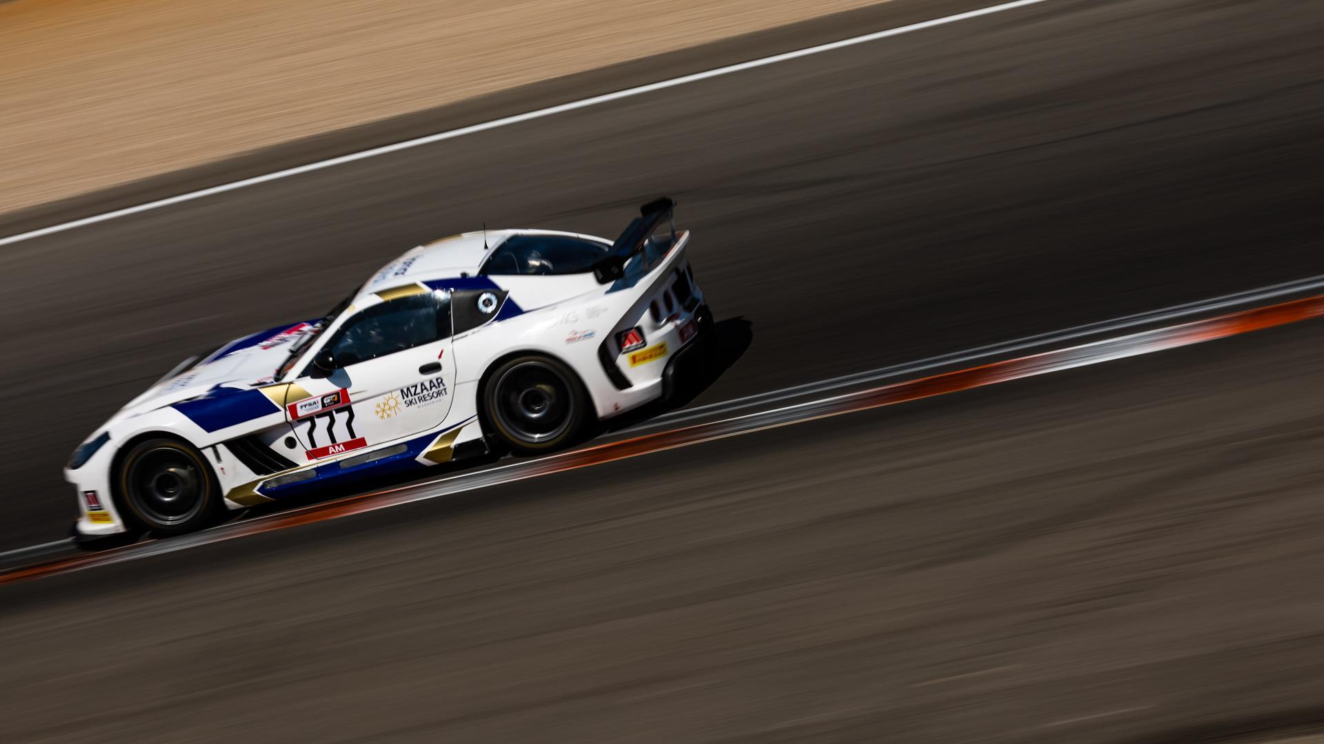 FFSA GT4 LEDENON - K-WORX - #777-41
