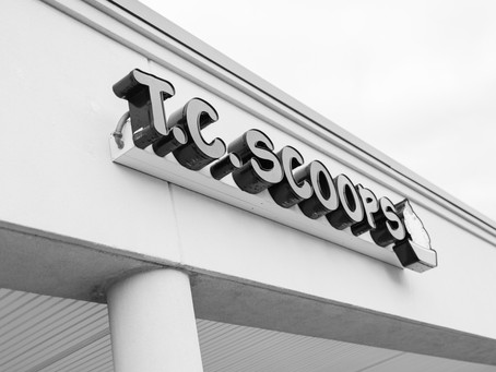 SHOP SMALL // T.C. Scoops, Medway MA