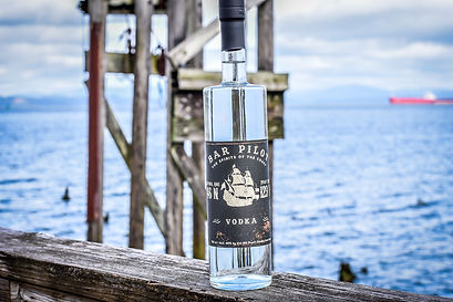 Bar Pilot Vodka