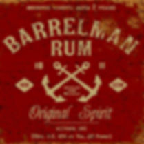 Barrelman Rum