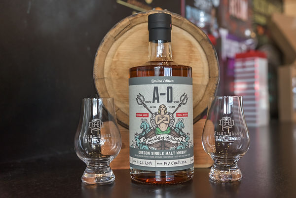 Ocean Aged Whiskey