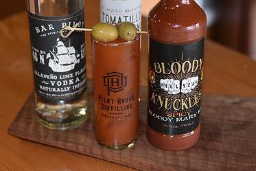 Bar Pilot Jalapeno Lime Vodka
