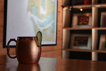 Bar Pilot Moscow Mule