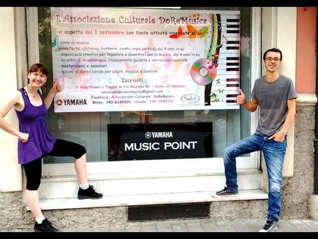 L'associazione Culturale DoReMusica