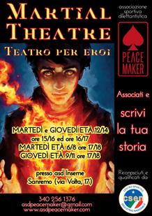 Martial Theatre asd Insieme