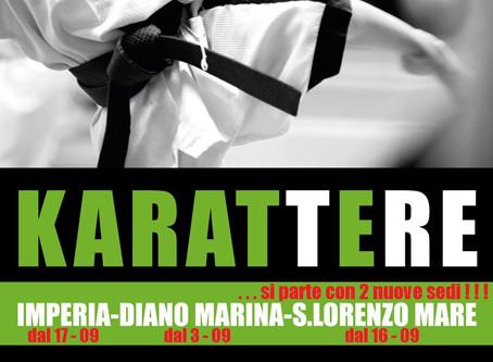 DKD e intervista ad Andrea di Latte: la formazione dei tecnici del Karate