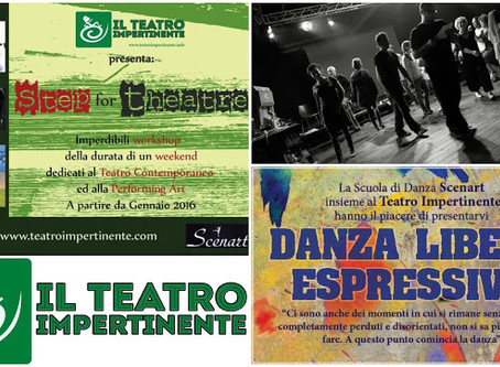 10 anni di Teatro Impertinente