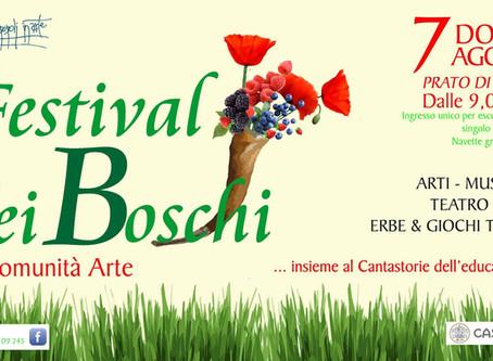 resoconto Festival dei Boschi