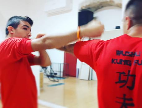 Shaolin presso Boxing Center