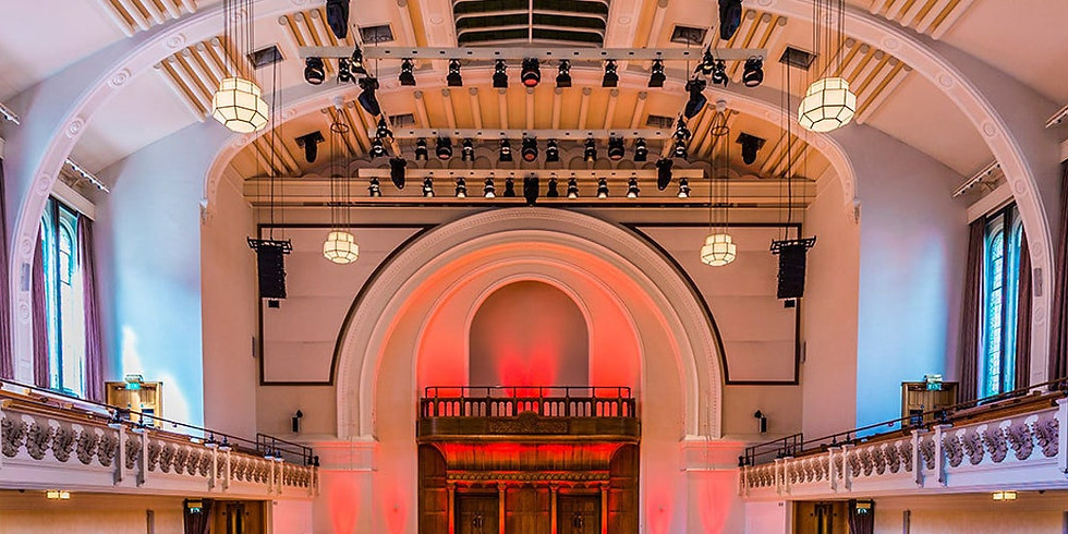 (CANCELLED due to COVID-19) RCM at Cadogan Hall
