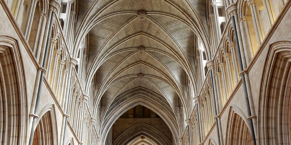 (CANCELLED due to COVID-19) Southwark Cathedral Recital Series