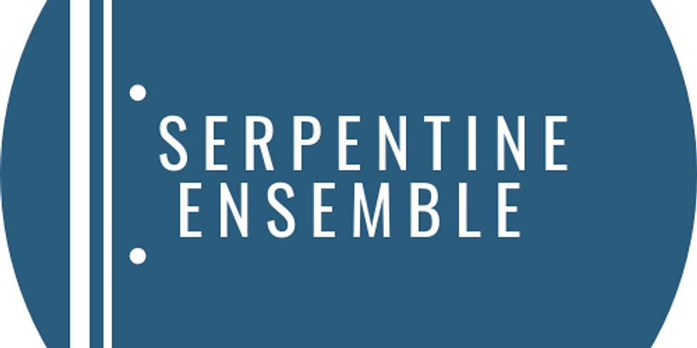Serpentine Ensemble   Clarinet Trios