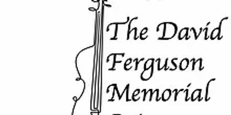 The David Ferguson Memorial Prize Concert