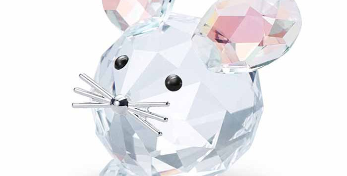 Swarovski figurer Replica Mouse