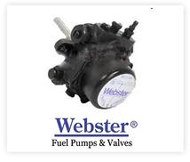 Bomba de gasoil Webster calderas