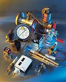 partes y repuestos para calderas y quemadores industriales