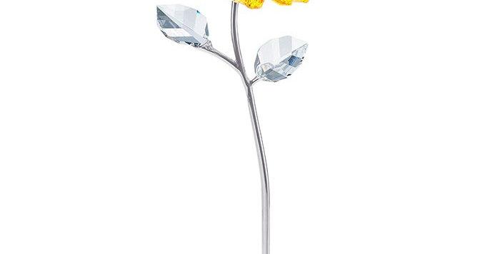 Swarovski figurer Sunflower, large