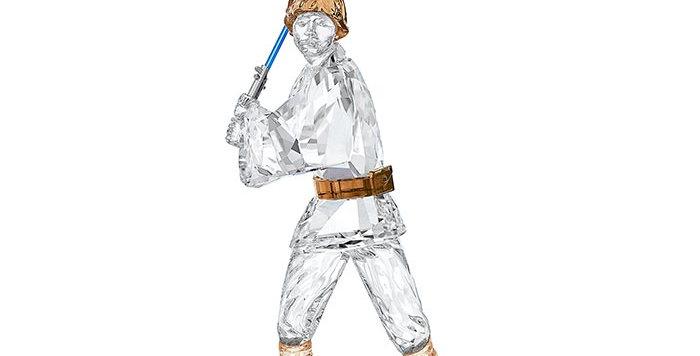 Swarovski figurer Disney Star Wars - Luke skywalker