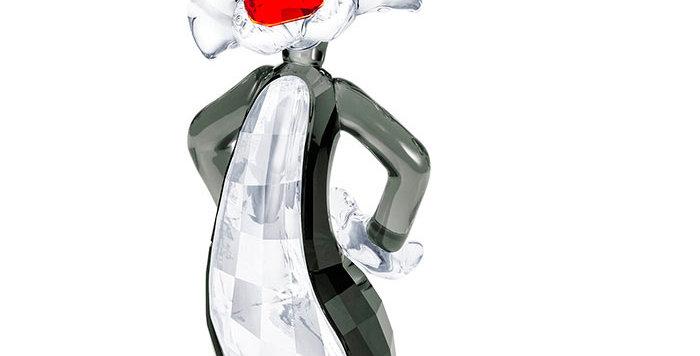 Swarovski figurer Disney - Sylvester