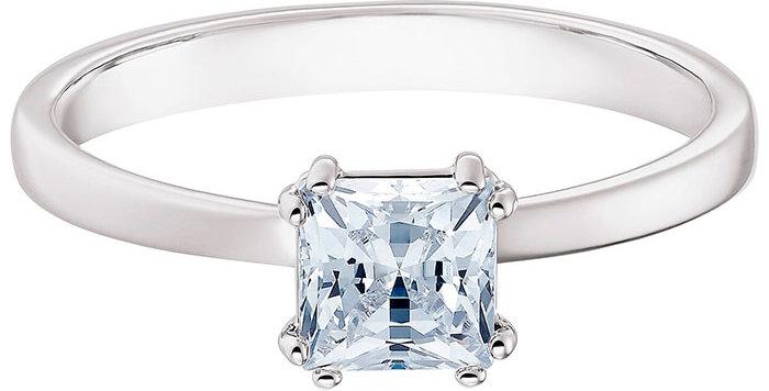Swarovski ring Attract Motif