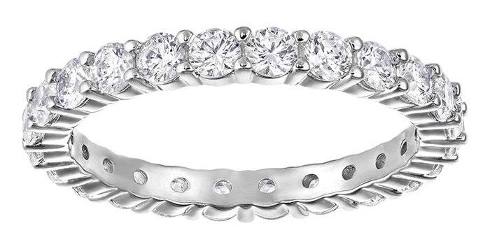 Swarovski ring Vittore XL med store krystaller
