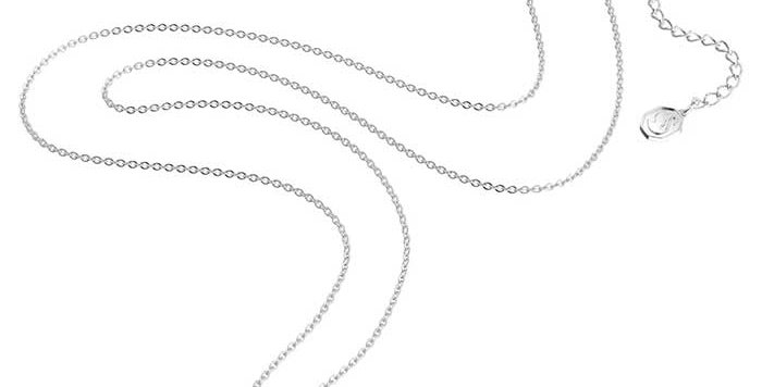 Swarovski smykke Signum, Swan, hvit