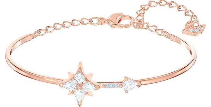 Swarovski armband Symbolic, rose
