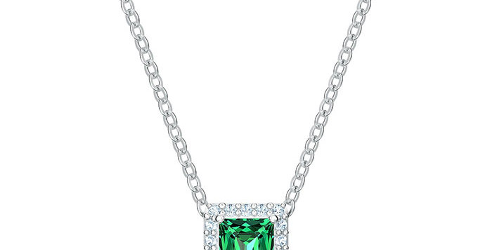 Swarovski  Collier Angelic, Green