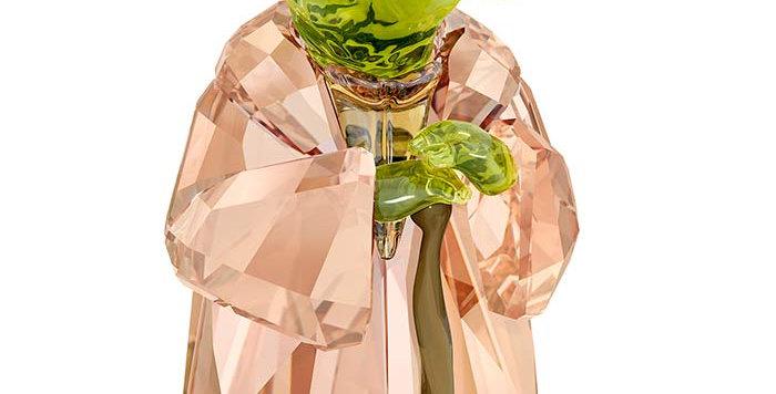 Swarovski figurer Disney - Star Wars Master Yoda