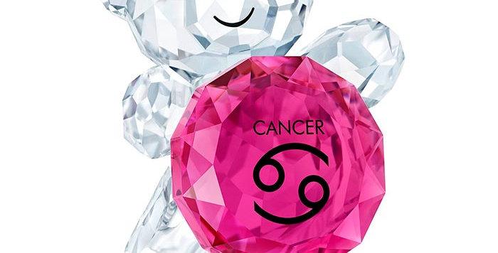 Swarovski figurer Kris Bear - Cancer