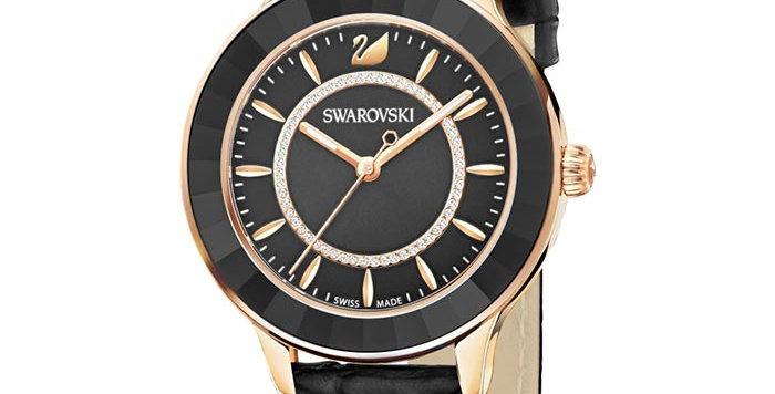 Swarovski klokke Octea Lux
