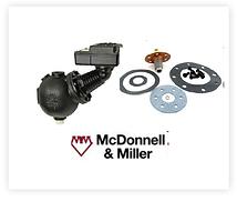 Mc Donnel & Miller control de nivel para calderas