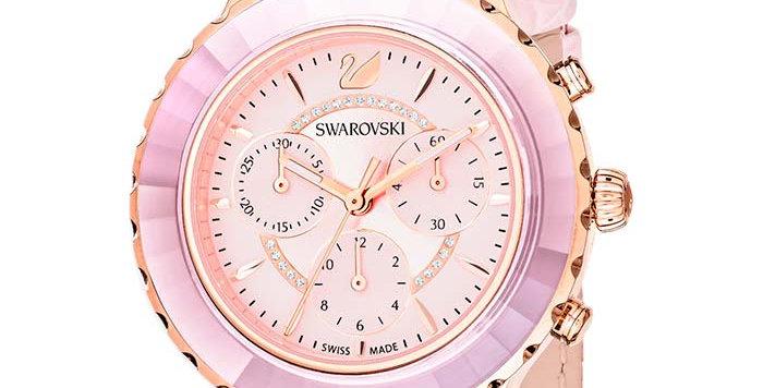 Swarovski klokke Octea Lux Chrono