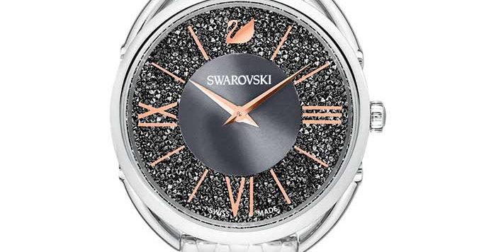 Swarovski klokke Crystalline Glam